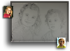 Portrait Zeichnungen
